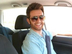 io al volante